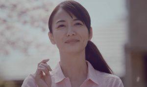 スクラビングバブルCM女優