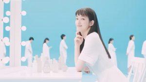 WAVEコンタクトCM女優