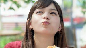 クノールカップスープCM女優