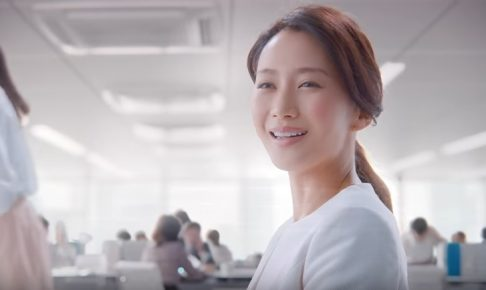 スマイルザメディカルA女優CM
