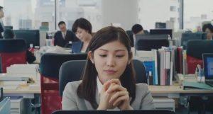 キャリトレCM女優