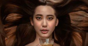 キリン麦茶CM女優