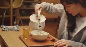 クノール・スープご飯CM女優