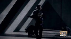 ブラックキャップCMダンサー