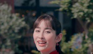 DHC濃密うるみカラーリップCM女優