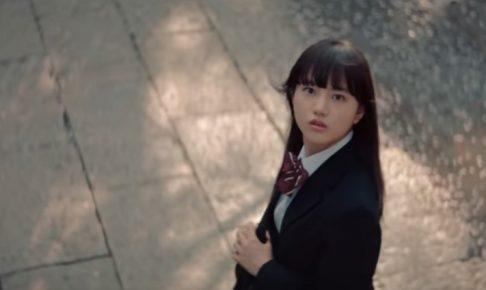 日本生命CM女学生