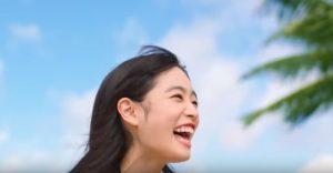 JTBのハワイCM女優