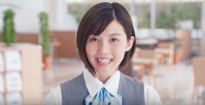 ホンダ・カーズCM女優