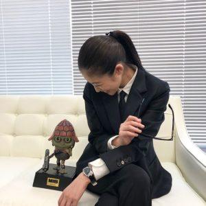 モンストCM女優