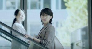 三菱地所ラグビーCM女優