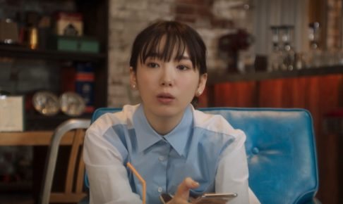 CarSensor女優CM